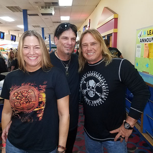 Old Bridge Militia Foundation's Headbangers Bowling bash - Oct 13, 2017